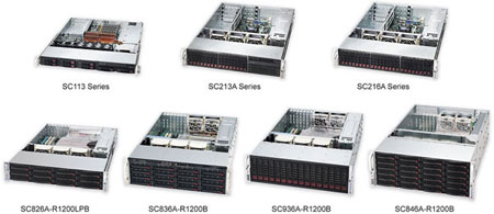 Supermicro Storage Chassis