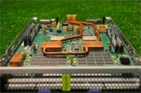 IBM Aquasar - Liquid Chip Cooling