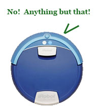 Roomba Scooba - ewaste