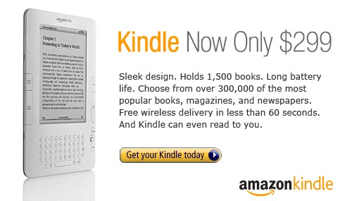 Kindle - Price Drop
