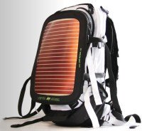 Capsoul Solar Backpack