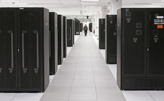 IBM data center achieves LEED Gold