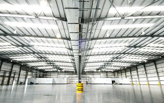 Capgemini's green data center scores a 1.08 PUE rating