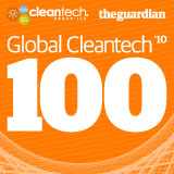 2010 Cleantech Global 100 image