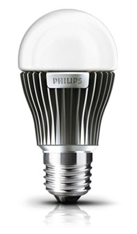 Philips: LED lighting market to reach 5 percent in 2010