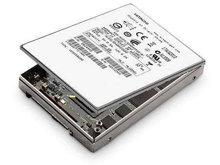 Hitachi, Intel heat up SSD market