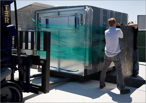 Fuel Cells And The Data Center