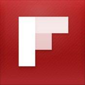 Flipboard app icon image