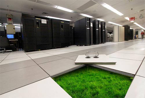 Cloud to slash data center energy costs by 38 percent in 2010