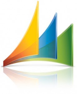 Microsoft Dynamics logo image