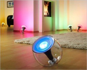 Philips LivingColors LED lamp image