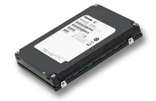 Toshiba Enterprise SSD
