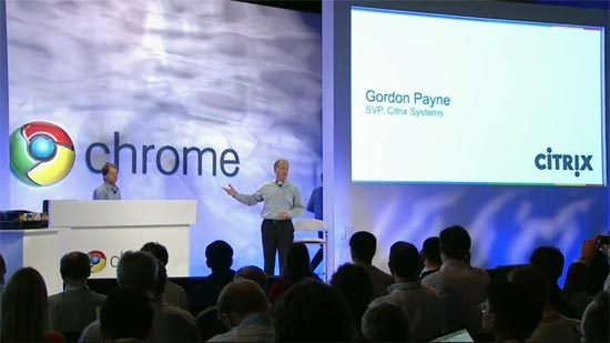 Google Chrome OS and Citrix: Advent of the thinner, mobile enterprise?