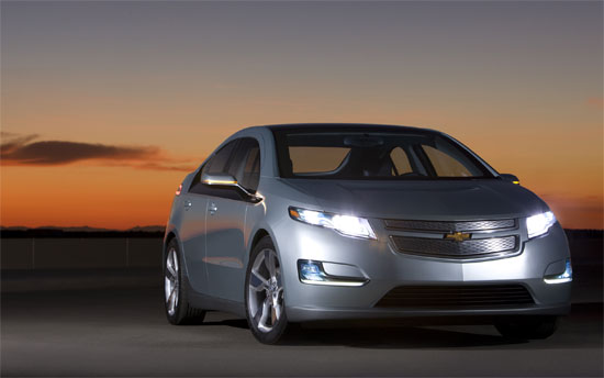 "GE: ""Everyone is talking about the Volt"""