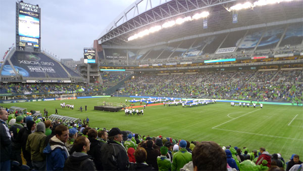Top 10: SunRun ranks the greenest stadiums in the U.S.