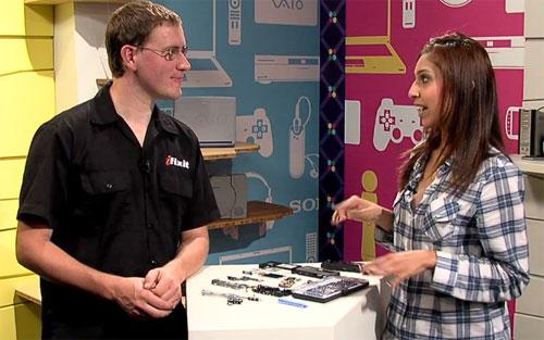 Sony's Bloggie 3D: A gadget maker finally embraces the teardown