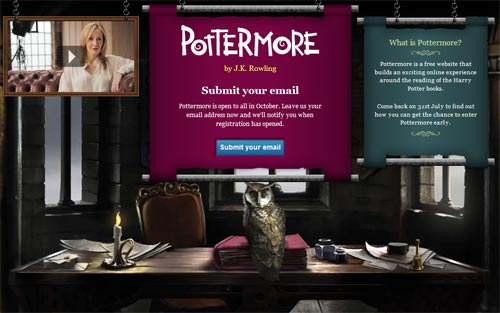 Harry Potter coming to e-readers
