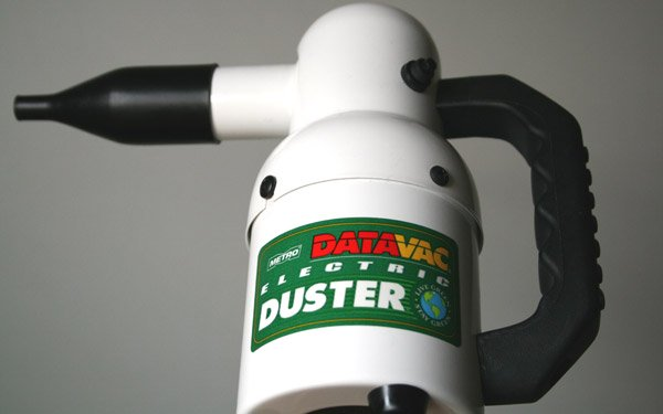 Metro Vacuum's DataVac Electric Duster Review