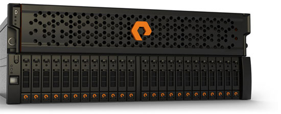 Pure Storage enters flash startup race