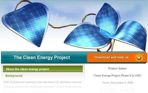 Solar@Home? Harvard Clean Energy Project wants your PC