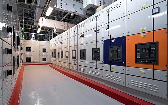 Interxion London Data Center
