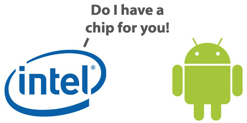 Intel's mobile strategy hinges on Android
