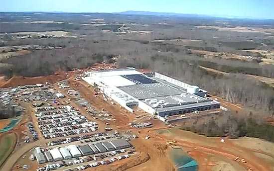 Apple's North Carolina data center to go solar