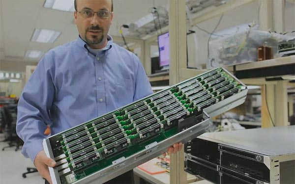HP's ARM server 'Moonshot'
