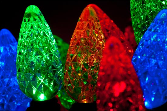 Stat of the day: $450M in energy savings from LED holiday lights switch