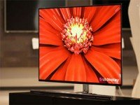 LG's 55-inch OLED - CES 2012