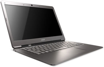Acer S Series Ultrabooks