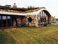 Earth Sheltered - Hobbit Home