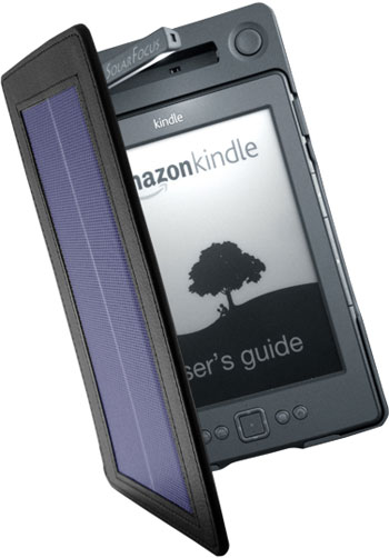 SolarFocus Solar Kindle Cover