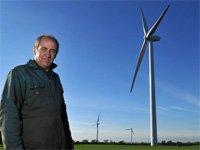 Wind turbines - England
