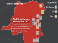 Infographic: Spotlight on conflict minerals
