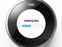 Nest Smart Thermostat Update