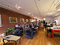 Green Spaces - Coworking NYC and Denver