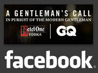 "Ketel One - GQ ""A Gentleman's Call"""