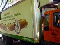 FreshDirect for fewer carbon emissions!