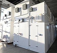 Microsoft - Quincy, Wash. modular data center