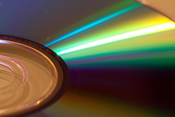 Internet streaming is greener than DVDs - Credit: Geoffrey Fairchild - Flickr (gfairchild) - CC