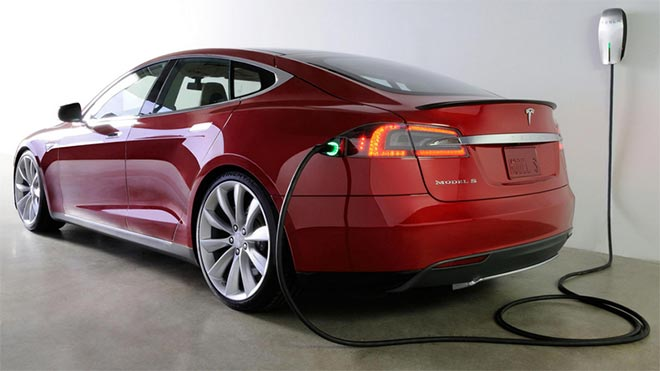 Tesla Motors open sources its EV patents