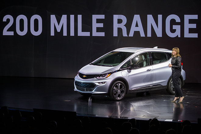 Chevy Bolt: Is GM poised to mainstream EVs?